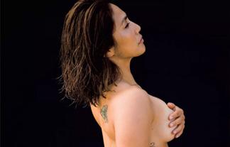 山本美憂、衝撃の手ブラぬーど☆これが成熟したモデルアスリートのカラダ美☆(えろ写真22枚)