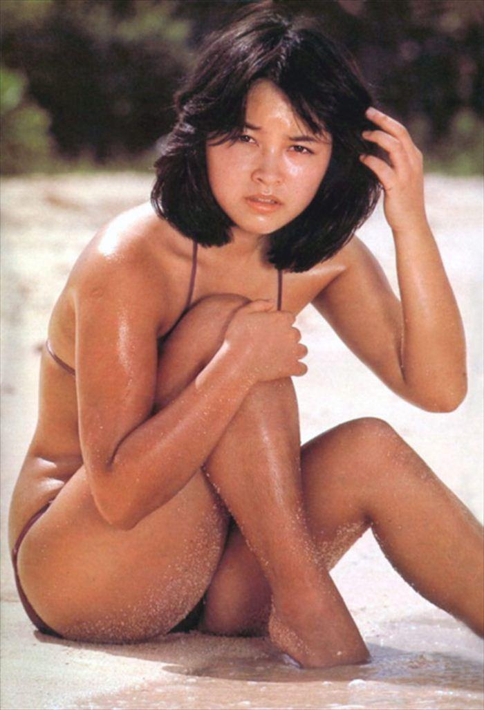 石川ひとみ ヌード画像 032