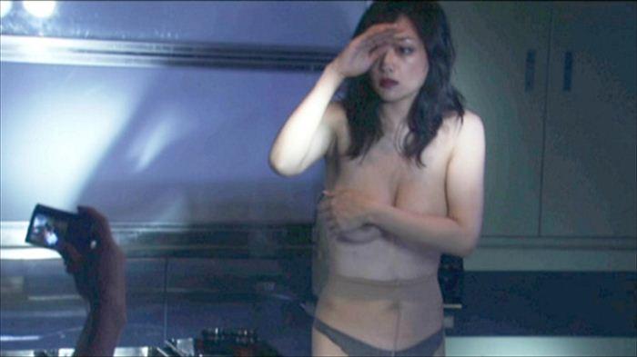 喜多嶋舞 濡れ場&ヌード画像 012