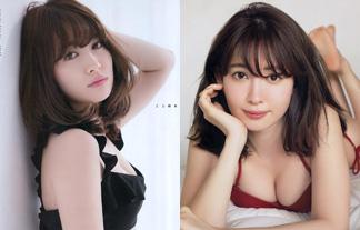 小嶋陽菜 えろグラビア集大成☆AKB48のドすけべ体、ここに極まる…(最新写真16枚)