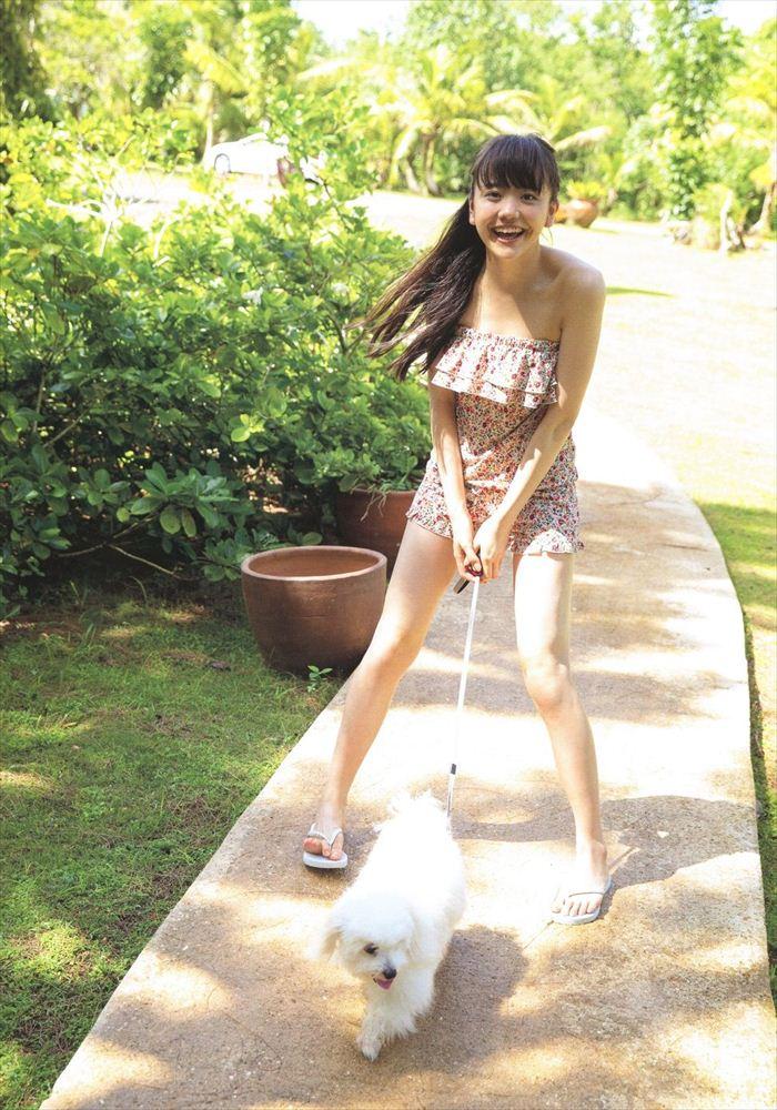 松井愛莉 水着画像 045