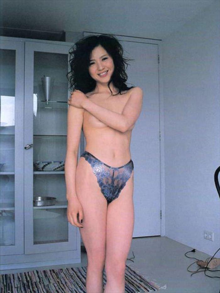 三浦理恵子 ヌード画像 019