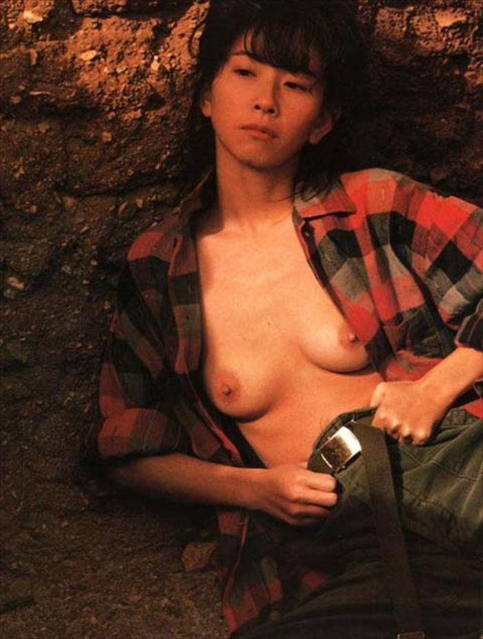 大場久美子 ヌード画像 014