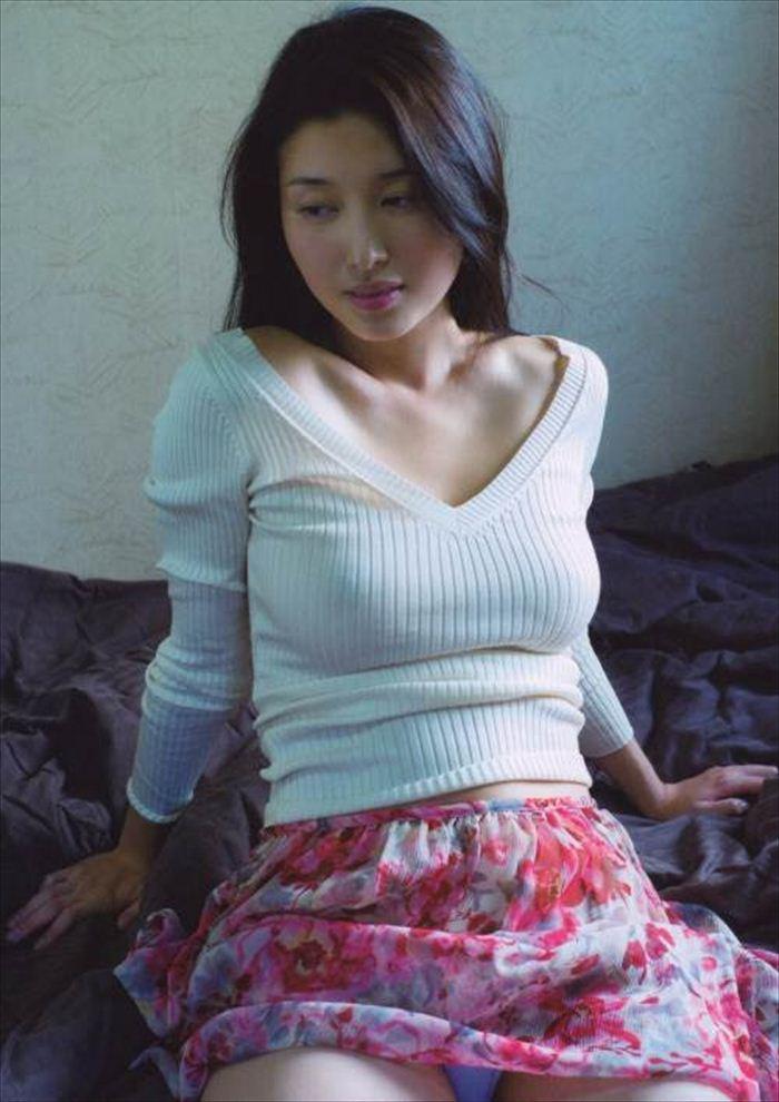 橋本マナミ 乳首画像 069