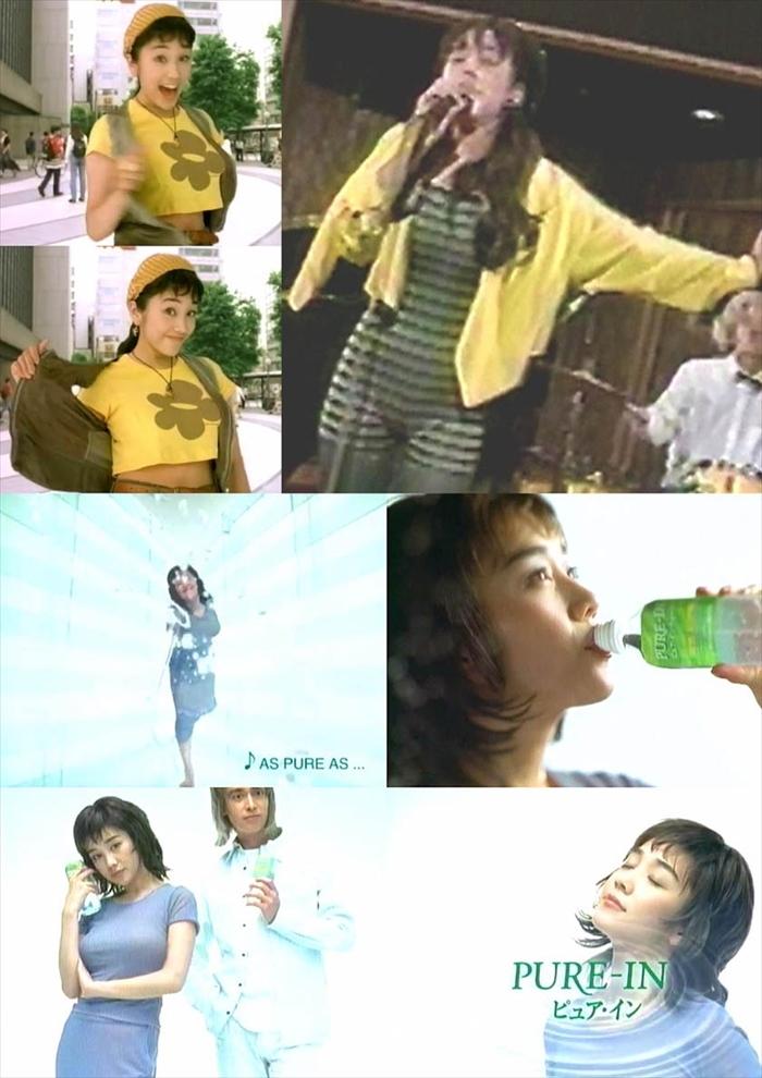 西田ひかる 水着画像 007