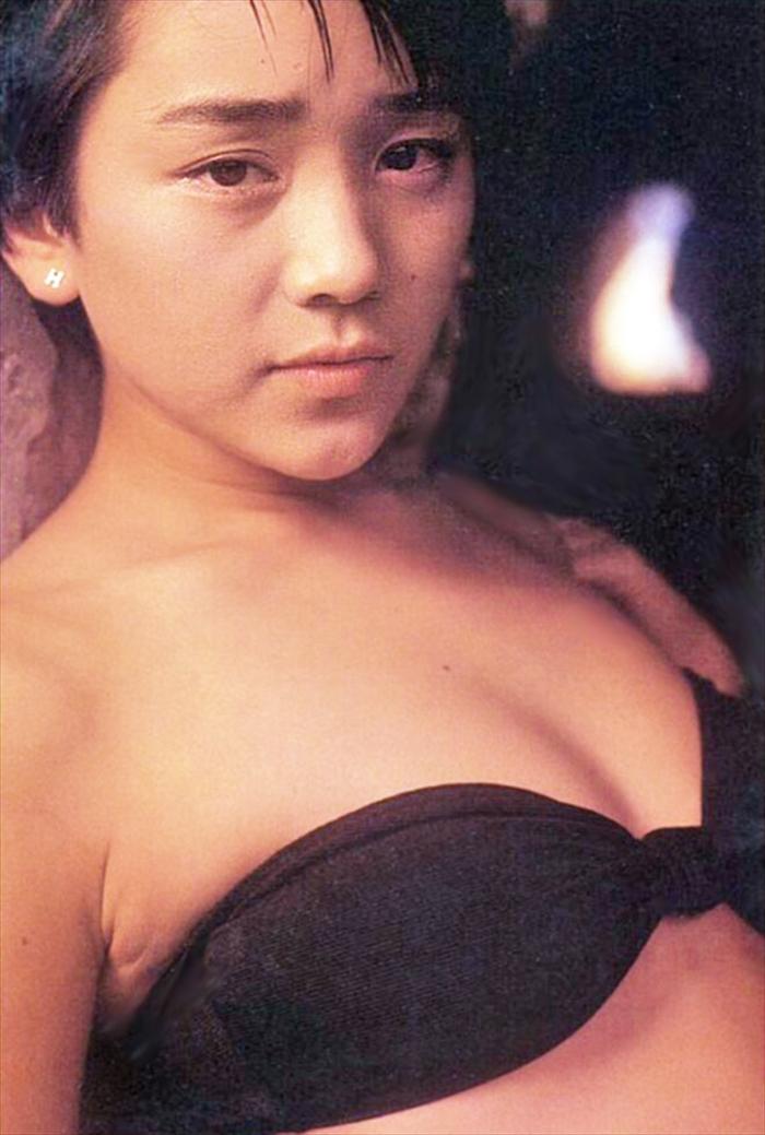 西田ひかる 水着画像 053