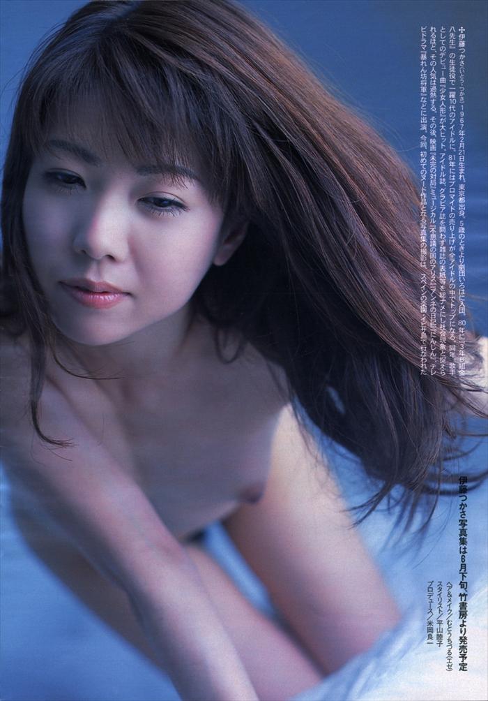 伊藤つかさ ヌード画像 006