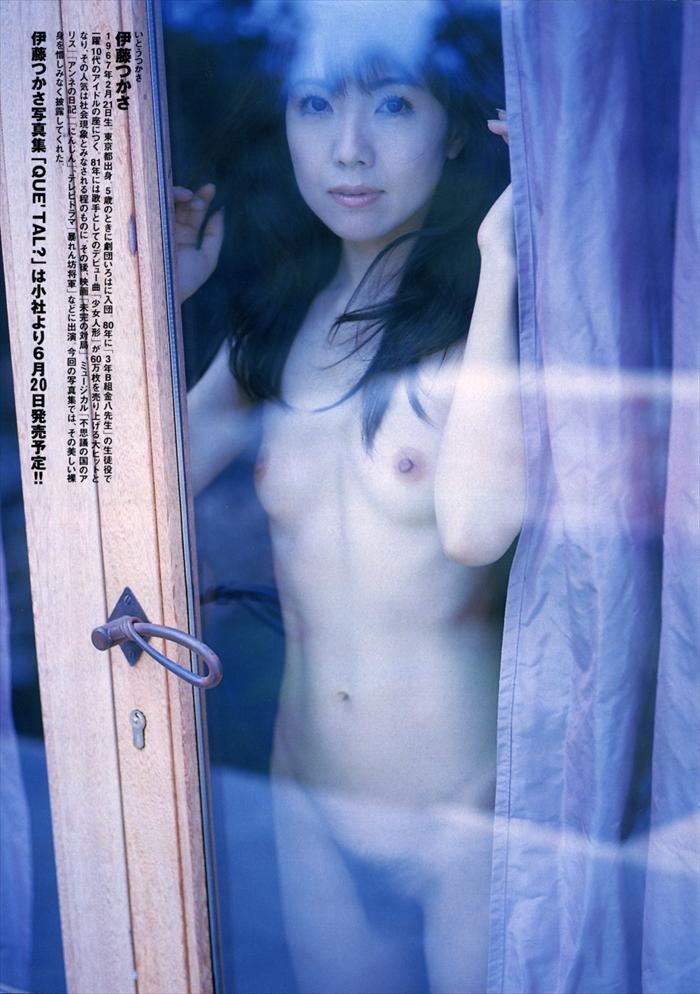 伊藤つかさ ヌード画像 009