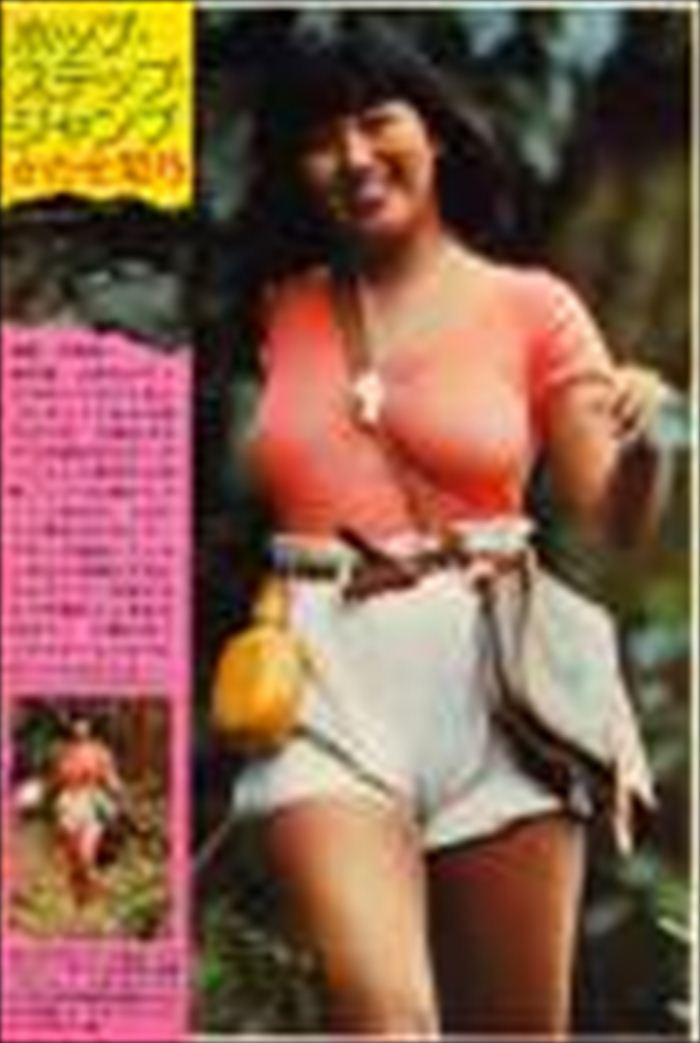 かたせ梨乃 ヌード画像 066