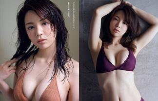 仲村美海 最新美巨乳えろ写真14枚☆週プレが惚れこんだワケありモデルの実質初グラビア☆