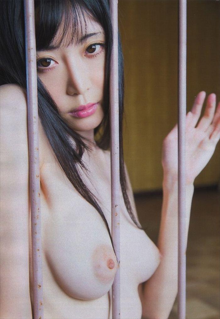 七菜乃 ヌード画像 002