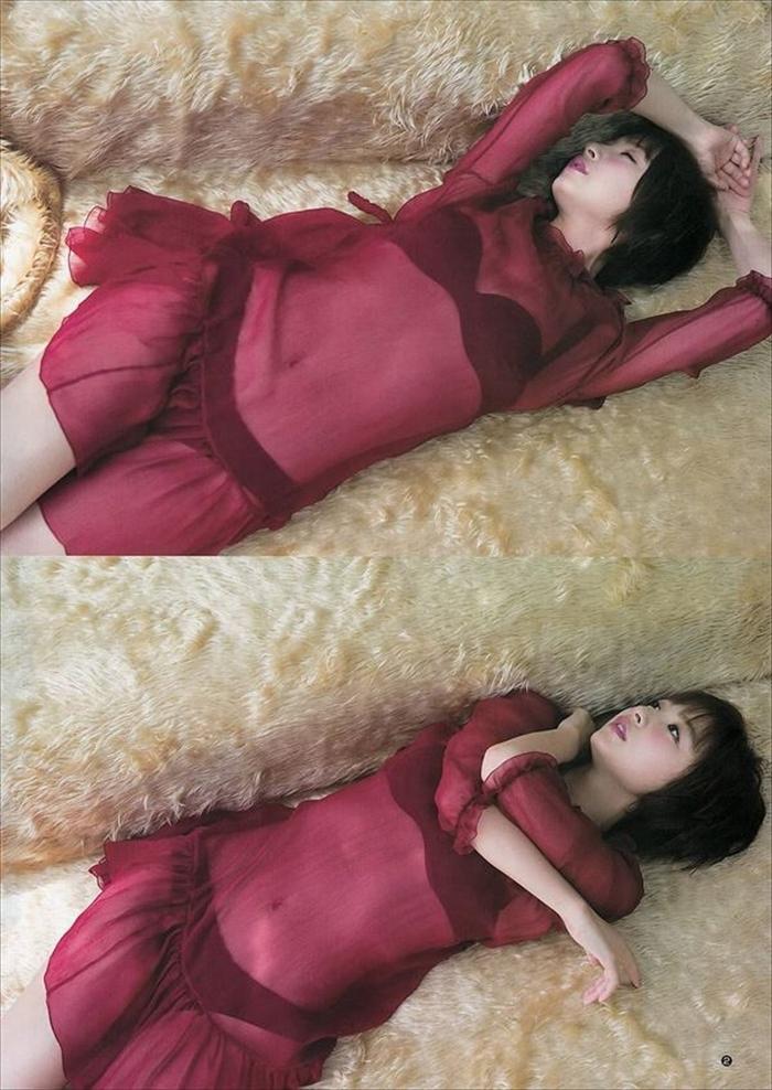 篠田麻里子 エロ画像 042