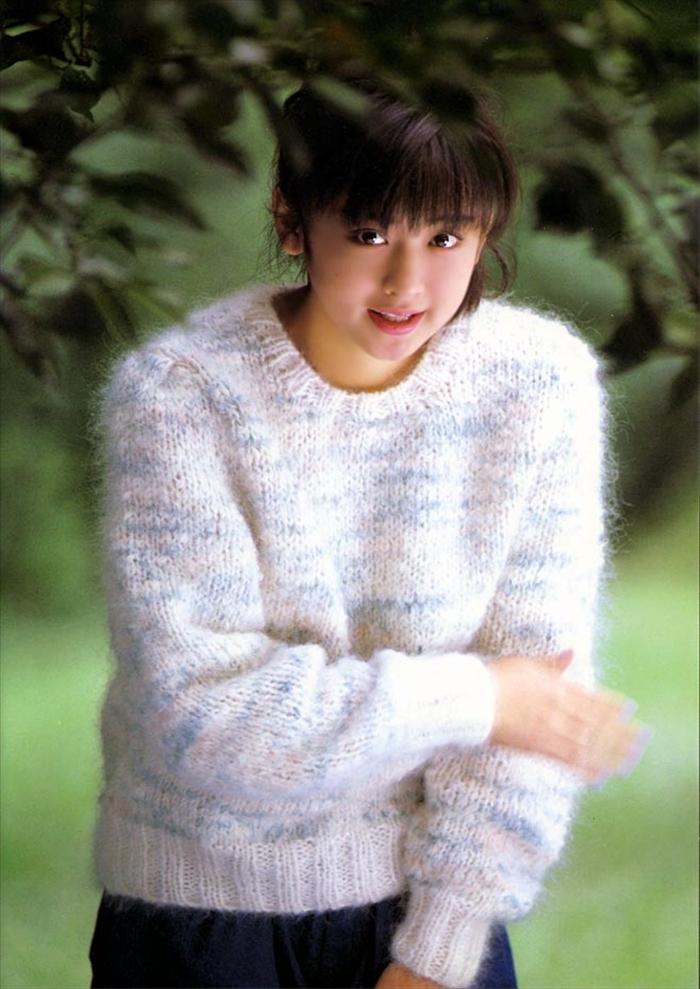 斉藤由貴 おっぱい画像 066