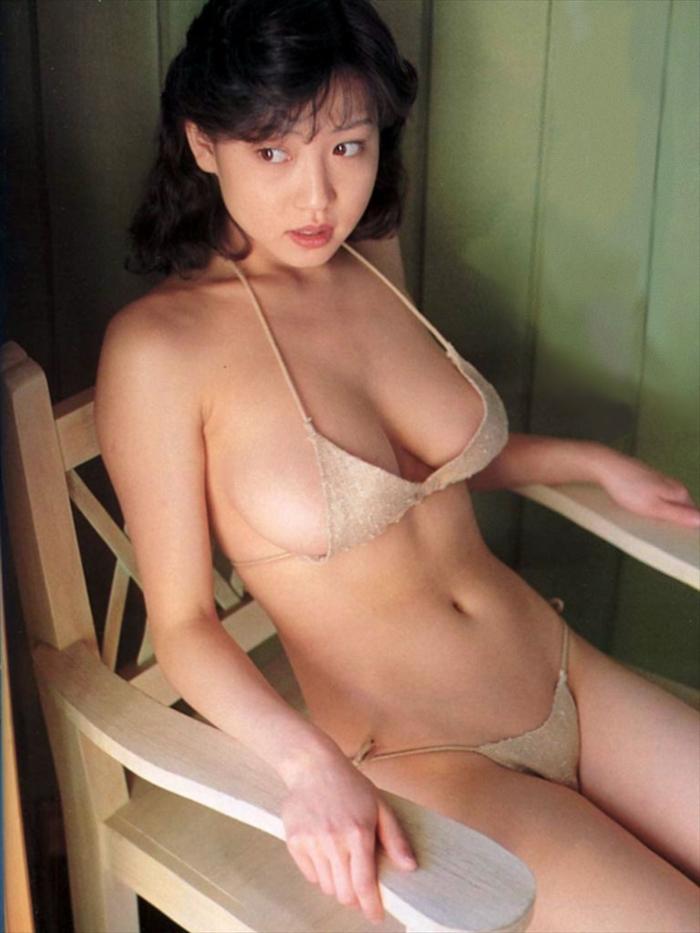 細川ふみえ ヌード画像 026