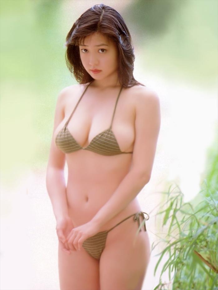 細川ふみえ ヌード画像 035