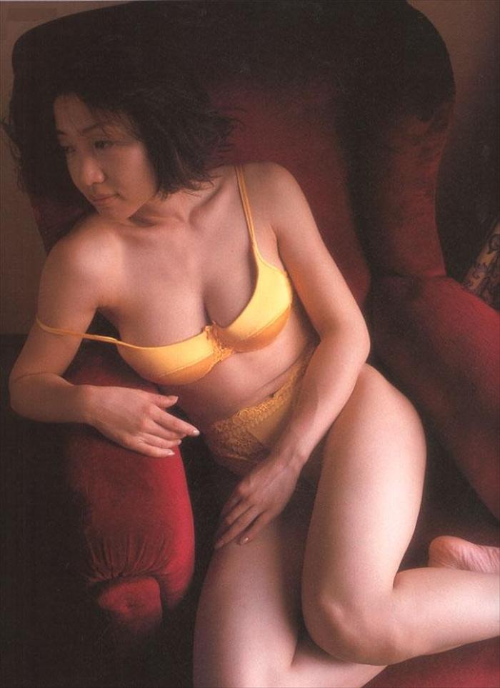 細川ふみえ ヌード画像 089