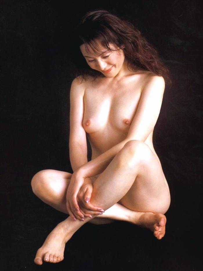 松坂慶子 ヌード画像 016