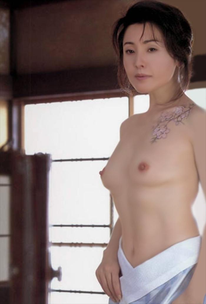 松坂慶子 ヌード画像 039
