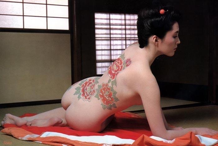 松坂慶子 ヌード画像 045