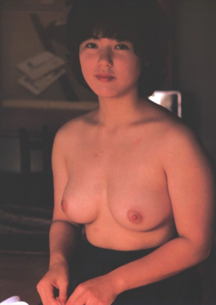 杉田かおる ヌード画像 027
