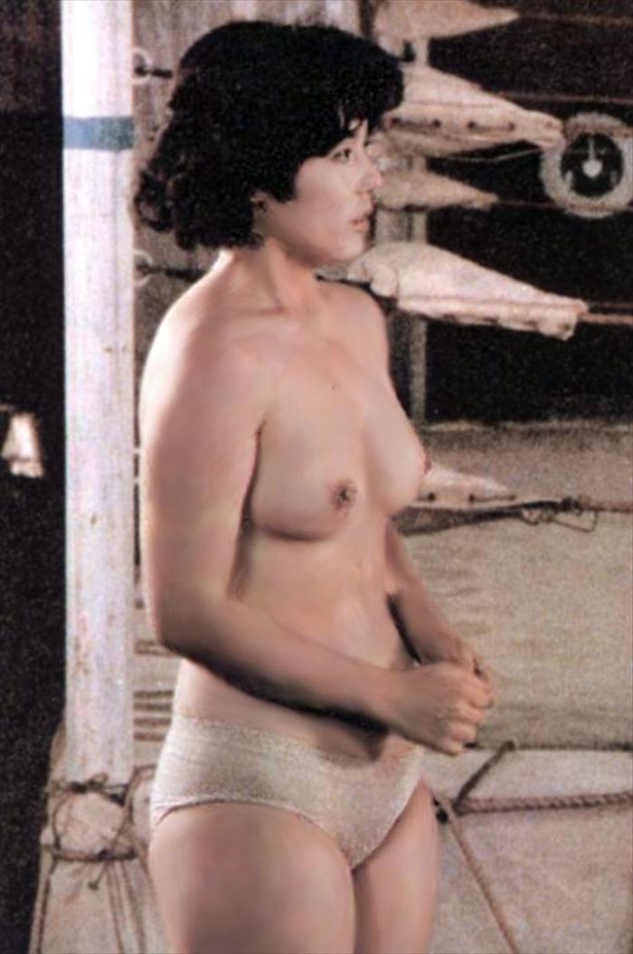 杉田かおる ヌード画像 031