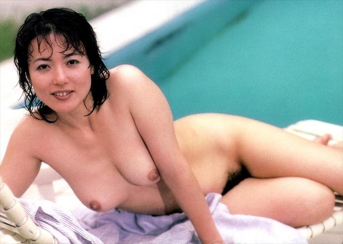 杉田かおる ヌード画像 032