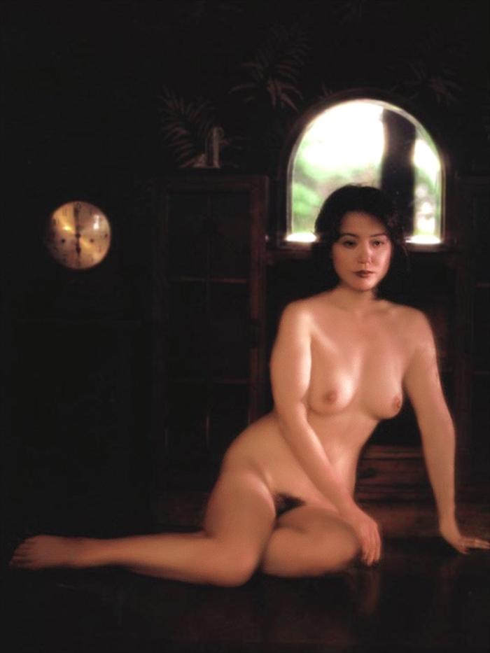 杉田かおる ヌード画像 043
