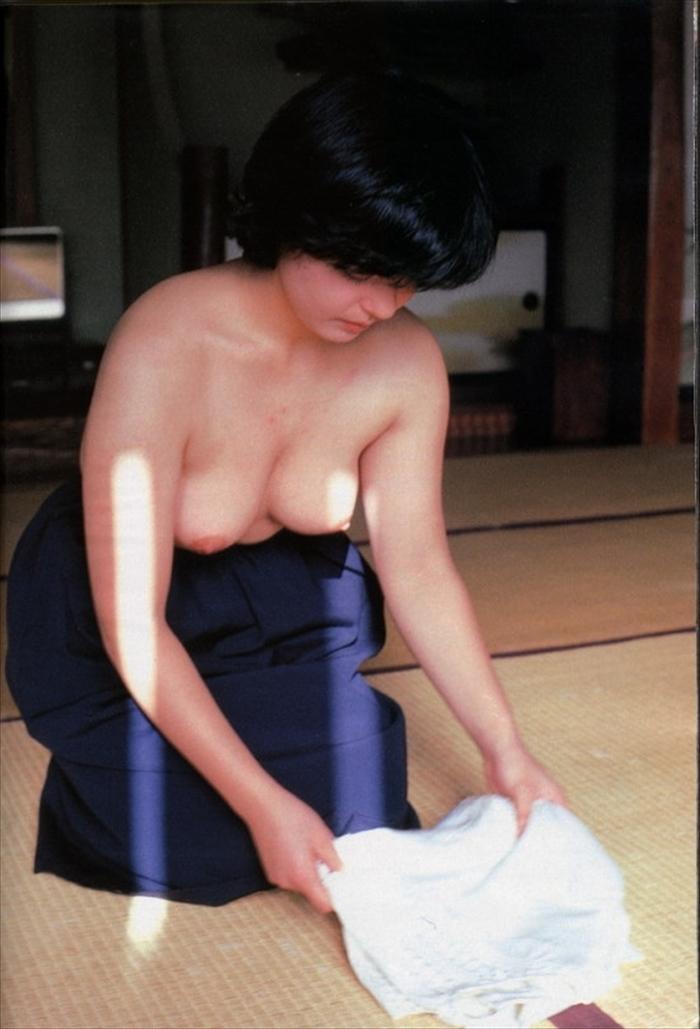 杉田かおる ヌード画像 047