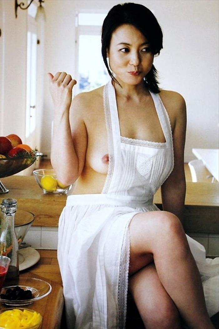 杉田かおる ヌード画像 058