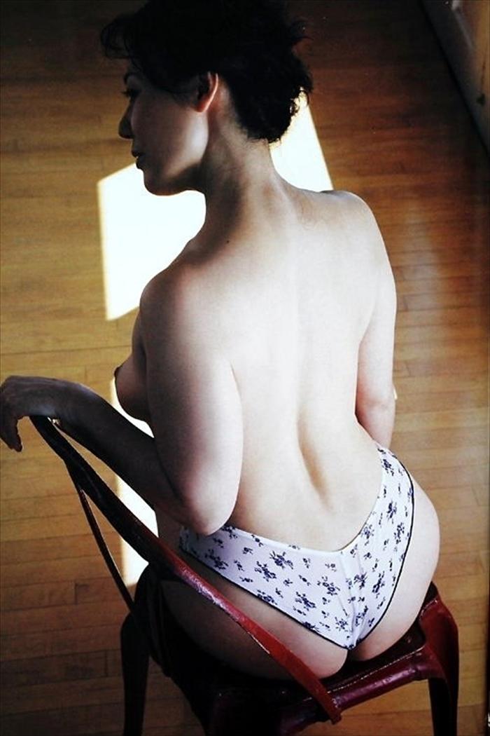杉田かおる ヌード画像 065