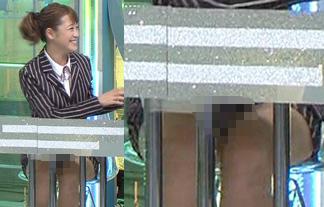 鈴木奈々パンツ丸見ええろ写真☆短すぎるスカートの中身がマル見えハプニング☆