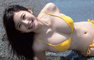 小倉優香 最新水着画像73枚!この顔と身体ならたとえビッチでも構わないwwww