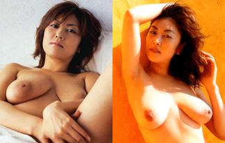 桜庭あつこぬーど写真66枚☆美巨乳グラドルが晒した衝撃の垂れ乳&デカ乳輪☆