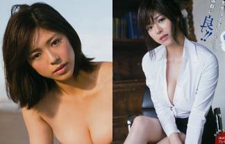 わちみなみ最新グラビア写真58枚☆ロケット乳お乳がミズ着からこぼれそうなえろすぎ女子大学生☆
