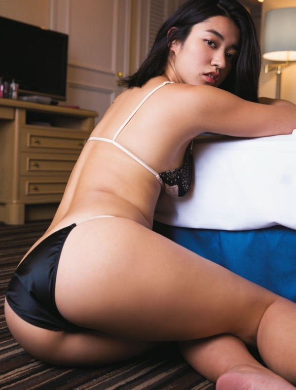 愛生 乳首エロ画像062