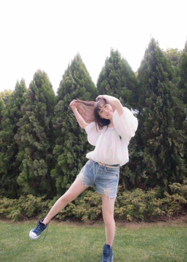 福原遥 貧乳エロ画像029