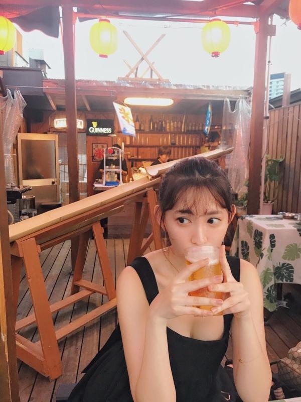 小嶋陽菜 セクハラエロ画像047