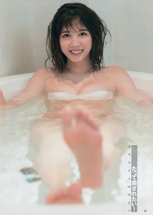 松田るか 水着エロ画像007
