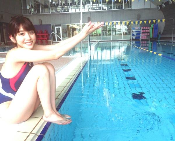 松田るか 水着エロ画像010