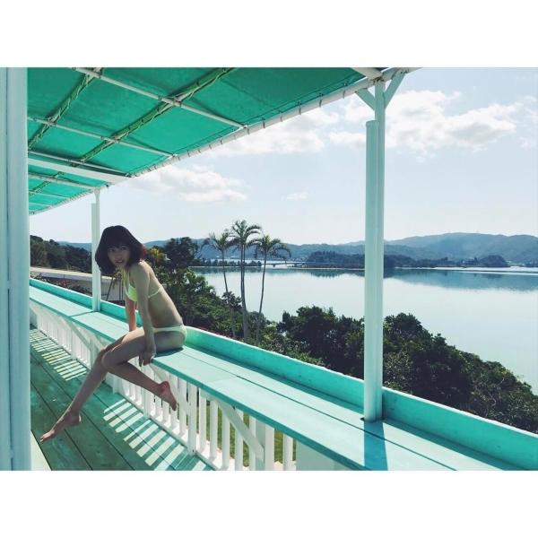 松田るか 水着エロ画像014