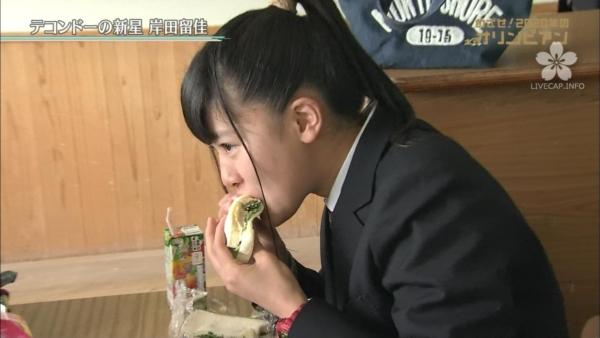 岸田留佳 透けパンエロ画像020