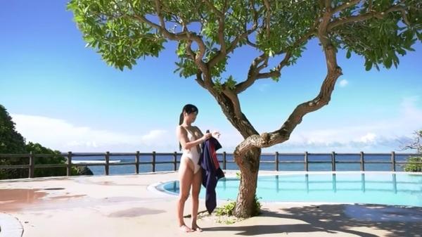 松川悠菜 セミヌードエロ画像042
