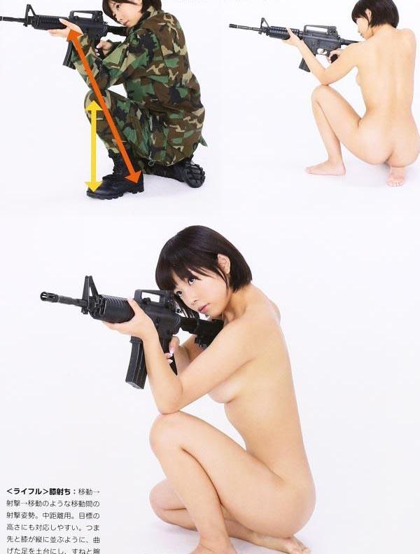 スーパー・ポーズブック ヌードエロ画像011
