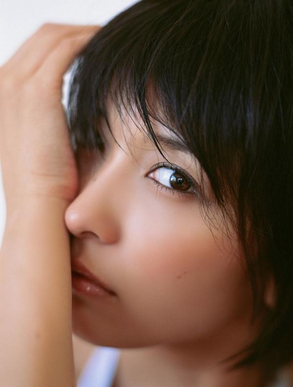 山崎真実 透け乳首エロ画像018