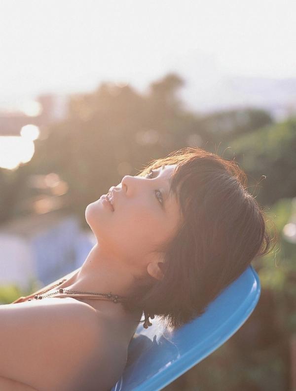 山崎真実 透け乳首エロ画像044