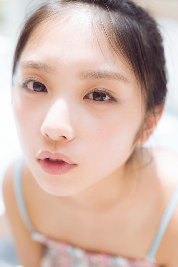与田祐希 透け乳首エロ画像004