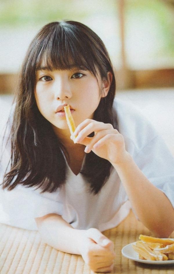 与田祐希 透け乳首エロ画像040