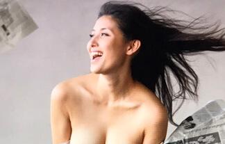 橋本マナミ、新聞紙ぬーど公開☆チクビ&ヘア丸出し写真も既に収録済み…(えろ写真57枚)
