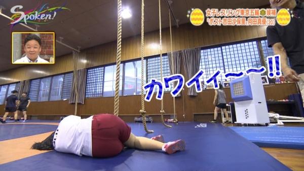 望木聡子 パンチラエロ画像045