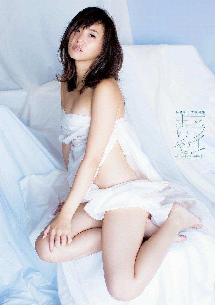 永尾まりや 乳首エロ画像022